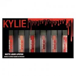 """Набор жидких помад Morphe """"Matte Liquid Lipstick Rouge A Levres"""", 6 шт., , 850 руб., 700903, ОАЭ, Косметические наборы"""