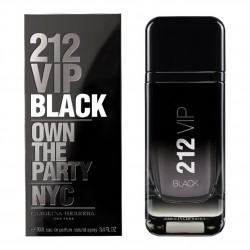 "Туалетная вода Carolina Herrera ""212 VIP Black Own The Party Nyc For Men"", 100 ml, , 940 руб., 201117, Carolina Herrera, Carolina Herrera"