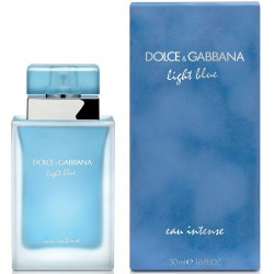 "Парфюмерная вода Dolce and Gabbana ""Light Blue Eau Intense"", 100 ml, , 940 руб., 102430, Dolce And Gabbana, Dolce And Gabbana"