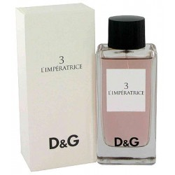 "Туалетная вода Dolce and Gabbana ""№3 L'Imperatrice"", 100 ml, , 850 руб., 102404, Dolce And Gabbana, Dolce And Gabbana"