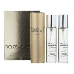 "Туалетная вода Dolce And Gabbana ""The One"", 3x20ml, , 850 руб., 102411, Dolce And Gabbana, Для женщин"