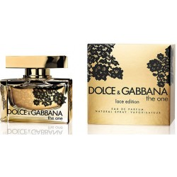 "Парфюмерная вода Dolce and Gabbana ""The One Lace Edition"", 75ml, , 850 руб., 102415, Dolce And Gabbana, Dolce And Gabbana"