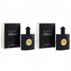 Наборы духов Black Opium, 2х50 ml (женский), , 550 руб., 2901048, Yves Saint Laurent, Новинки