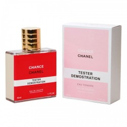 "Тестер Chanel Chance ""Eau Tendre"", 50ml, , 550 руб., 290905, Chanel, Для женщин"