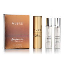"Туалетная вода Baldessarini ""Ambre"", 3x20 ml, , 600 руб., 200606, Baldessarini, Для мужчин"