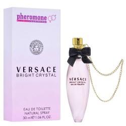 """Духи с феромонами Versace """"Bright Cristal"""", 30ml, , 425 руб., 741025, Versace, Для женщин"""