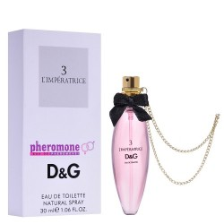 "Духи с феромонами Dolce&Gabbana ""3 L'imperatrice"", 30ml, , 425 руб., 741010, Dolce And Gabbana, Для женщин"