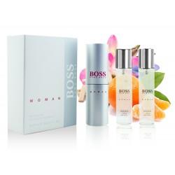 "Hugo Boss ""Boss Woman"", 3x20 ml, , 460 руб., 501171, Hugo Boss, Мини-парфюм 3х20 ml"