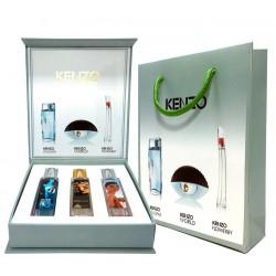 Подарочный набор Kenzo, 3x20 ml, , 900 руб., 400198, Kenzo, Подарочные наборы 3х20ml