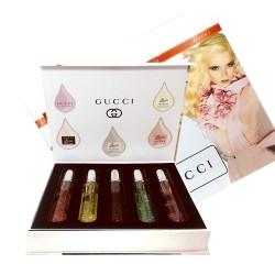 Подарочный набор Gucci 5x20ml, , 2 500 руб., 400412, Gucci, Подарочные наборы 5х20ml