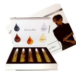 Подарочный набор Christian Dior 5x20ml, , 2 500 руб., 400407, Christian Dior, Подарочные наборы 5х20ml