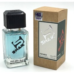 "Shaik M43 ""Davidoff Cool Water"", 50ml, , 750 руб., 509155, Shaik, Для мужчин"