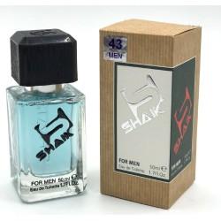 "Shaik M43 ""Davidoff Cool Water"", 50ml, , 750 руб., 509155, Shaik, Для мужчин"