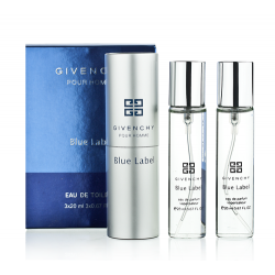 "Givenchy ""Pour Homme Blue Label"", 3х20 ml, , 600 руб., 501206, Givenchy, Для мужчин"