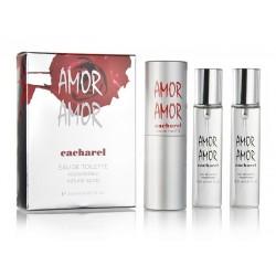 """Cacharel """"Amor Amor"""", 3х20 ml, , 600 руб., 501102, Baldinini, Для женщин"""