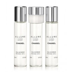 "Chanel ""Allure Homme Sport Eau Extreme"", 3х20 ml, , 600 руб., 501202, Bvlgari, Для мужчин"