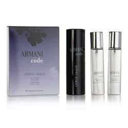 "Giorgio Armani ""Armani Code Pour Femme"", 3х20 ml, , 600 руб., 501111, Dsquared 2, Мини-парфюм 3х20 ml"