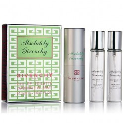 "Givenchy ""Absolutely Givenchy"", 3x20 ml, , 460 руб., 501163, Givenchy, Мини-парфюм 3х20 ml"