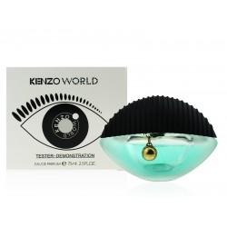 Tester Kenzo World, 75 ml, , 1 200 руб., 700204, Kenzo, Для женщин