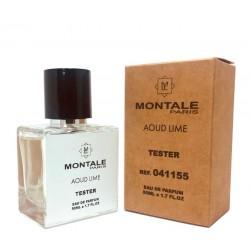 """Тестер Montale """"Aoud Lime"""", 50ml, , 1 000 руб., 433003, Montale, Для мужчин"""
