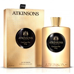 "Парфюмерная вода Atkinsons ""Oud Save The King"", 100 ml, , 1 350 руб., 772813, Atkinsons, Atkinsons"