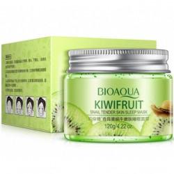 "Ночная маска BioAqua ""Kiwifruit Snail Tender Skin Sleep Mask"", , 420 руб., 1102009, Korean, Маски для лица"