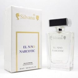 "Парфюмерная вода Silvana ""El Nino Narcotic"", 80ml, , 2 500 руб., 451015, Silvana, Арабская парфюмерия"