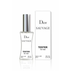 Тестер Dior Sauvage For Man 60 ml, , 600 руб., 1473079, Christian Dior, Для мужчин