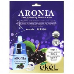 "Тканевая маска для лица Ekel ""Ultra Hydrating Essence Mask Aronia"", , 130 руб., 1102034, Korean, Маски для лица"