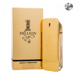 Paco Rabanne 1 Million, 100 ml (EU), , 1 500 руб., 700247, Paco Rabanne, Для мужчин