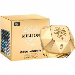 "Парфюмерная вода Paco Rabanne ""Lady Million"", 80 ml (ОАЭ), , 2 100 руб., 851368, Paco Rabanne, Для женщин"