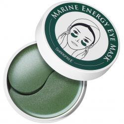 """Гидрогелевые патчи для глаз Shangpree """"Marine Energy Eye Mask"""", , 710 руб., 1106008, Korean, Патчи для глаз"""