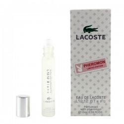 """Духи с феромонами Lacoste """"Eau De Lacoste L.12.12 Blanc"""", 10ml, , 250 руб., 482032, Lacoste, Для мужчин"""