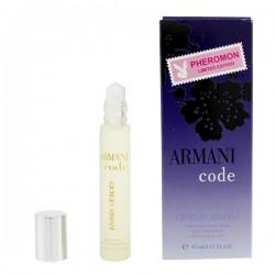 """Духи с феромонами Giorgio Armani """"Code"""", 10ml, , 250 руб., 482019, Giorgio Armani, Для мужчин"""