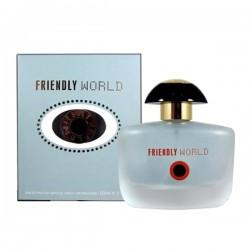 """Парфюмерная вода """"Friendly World"""", 100 ml, , 2 100 руб., 301295, ОАЭ, Арабская парфюмерия"""