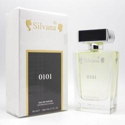 "Парфюмерная вода Silvana ""0101"", 80ml, , 2 500 руб., 451009, Silvana, Для женщин"