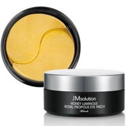 """Регенерирующие патчи с прополисом """"JMsolution Honey Luminous Royal Propolis Eye Patch"""", , 840 руб., 1106018, Korean, Патчи для глаз"""