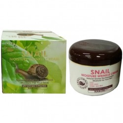 "Крем для лица Naboni ""Snail Moisture Wrinkle Cream"", , 535 руб., 1101053, Korean, Крема и сыворотки"