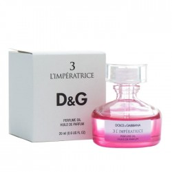 "Масляные духи Dolce & Gabbana ""№3 L'Imperatrice"", 20ml, , 500 руб., 11010012, Dolce And Gabbana, Масляные духи, 20ml"