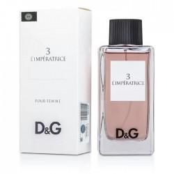 "Туалетная вода Dolce and Gabbana ""№3 L'Imperatrice"", 100 ml (ОАЭ), , 2 100 руб., 851388, Dolce And Gabbana, Для женщин"