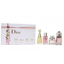 Подарочный набор Christian Dior, 4х30 ml, , 1 250 руб., 700193, Christian Dior, Подарочные наборы