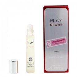 """Духи с феромонами Givenchy """"Play Sport"""", 10ml, , 250 руб., 482023, Givenchy, Для мужчин"""