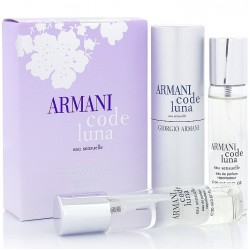 "Giorgio Armani ""Armani Code Luna Eau Sensuelle"", 3x20 ml, , 460 руб., 501161, Giorgio Armani, Мини-парфюм 3х20 ml"