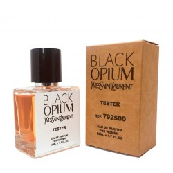 "Тестер Yves Saint Laurent ""Black Opium"", 50ml, , 1 000 руб., 431068, Yves Saint Laurent, Стойкие тестеры, 50ml"