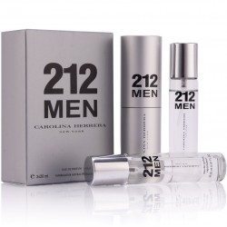 "Carolina Herrera ""212 Men"", 3x20 ml, , 460 руб., 501214, Carolina Herrera, Для мужчин"