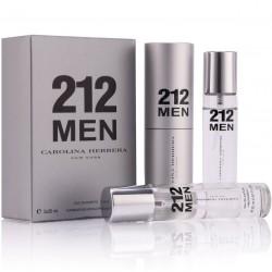 "Carolina Herrera ""212 Men"", 3x20 ml, , 460 руб., 501214, Carolina Herrera, Для мужчин"