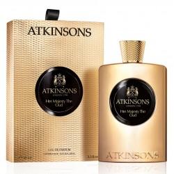 "Парфюмерная вода Atkinsons ""Her Majesty The Oud"", 100 ml, , 1 350 руб., 772810, Atkinsons, Нишевая парфюмерия"