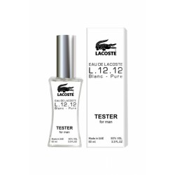 Тестер Lacoste Eau De Lacoste L.12.12 Blanc - Pure For Man 60 ml, , 600 руб., 1473075, Lacoste, Для мужчин