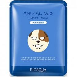 """Тканевая маска BIOAQUA """"Animal Face Dog"""", , 100 руб., 1102027, Korean, Маски для лица"""