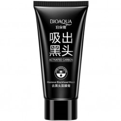 "Маска-плёнка Bioaqua ""Activated Carbon Remove Blackhead Mask"", 60g, , 260 руб., 1102050, Korean, Маски для лица"